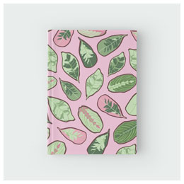 Surface pattern - hardcover journal