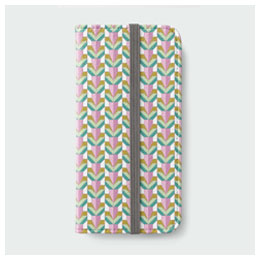 Surface pattern - iphone wallet